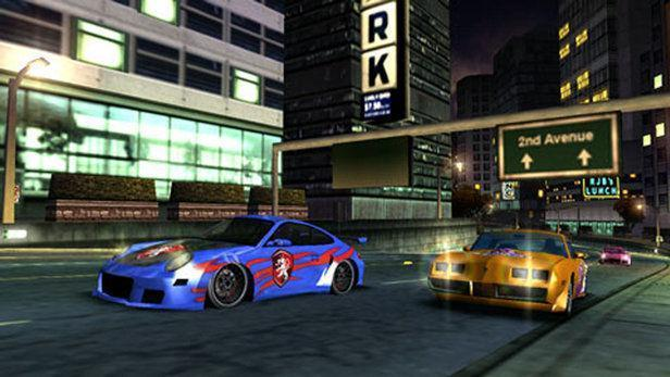 Need For Speed Carbon Own The City Psp Affordable Gaming