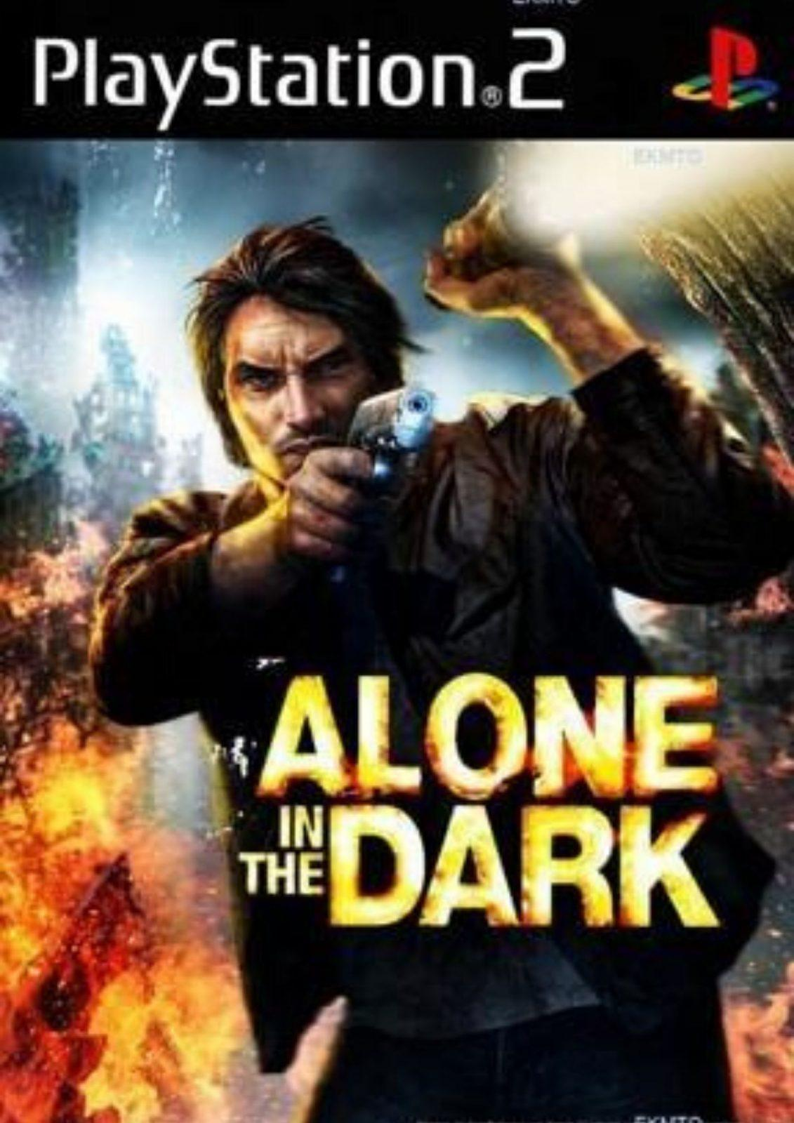 Alone In The Dark Playstation 2 Affordable Gaming Cape Town