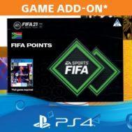 PSN FIFA 21 Ultimate Team