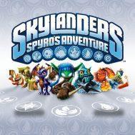 Skylanders Spyro's Adventure Figurines