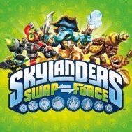 Skylanders SWAP Force Figurines
