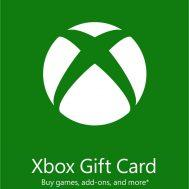 Xbox Gift Cards
